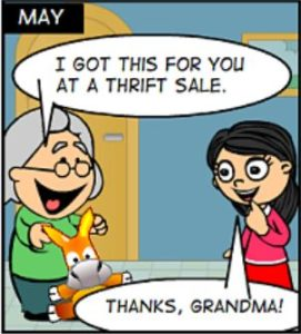 The Thrift Sale Cycle